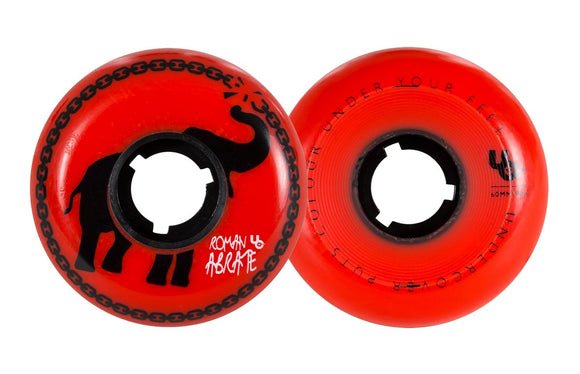Undercover Wheels Roman Arbatel 2nd Edition Circus 60mm 90a 4 Pack