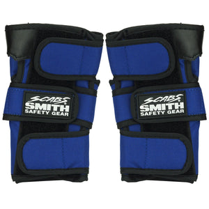 Smith Scabs Wrist Guards Blue XLARGE