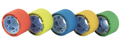 Reckless Wheels Morph Solo 59mm 4 Pack