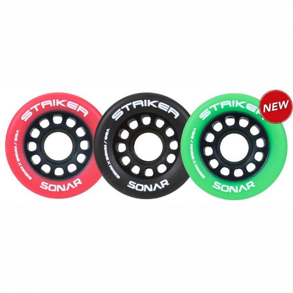Radar Striker Wheels 62mm 88a 4 Pack