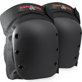 Triple 8 Street Knee Pads Black Caps
