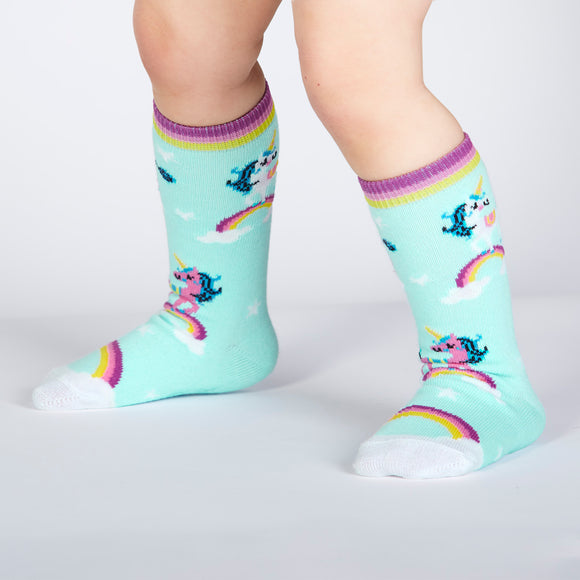 Sock it to Me Keep Dreamin' Toddler Knee High Socks