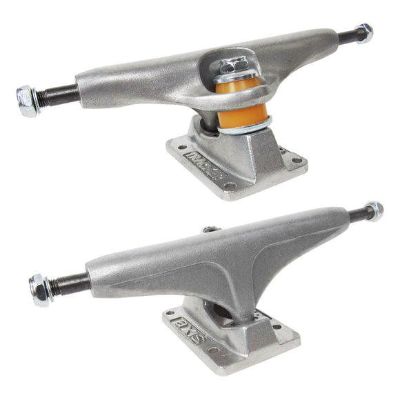 TRACKER TRUCKS - AXIS 161MM POLISH SILVER EACH