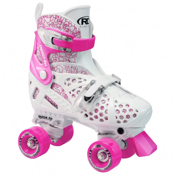 RDS Trac Star Skate Girls Adjustable Roller Skates