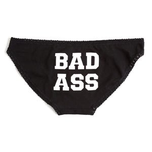 Sock it to Me Bad Ass Womens Undies