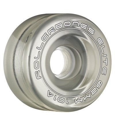 Bones Art Elite Wheels Clear 8 Pack