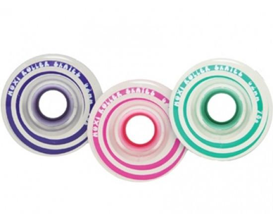 Moxi Gummy Wheels 65mm 78a 4 Pack