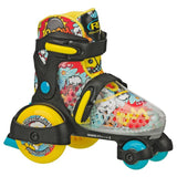 RDS Fun Roll Skate Boys Adjustable Roller Skates