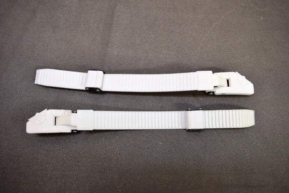 USD Buckle Set White (pair)