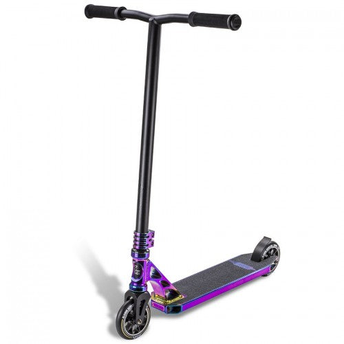 Slamm Scooters Sentinel Neo Chrome Scooter