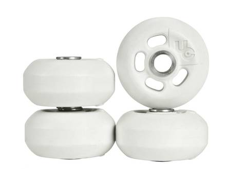 Undercover Wheels Grindrock 44mm 110a White or Black Each