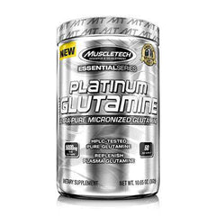 MuscleTech Platinum Micronised Glutamine 300 grams