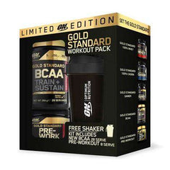 Gold Standard Workout Pack