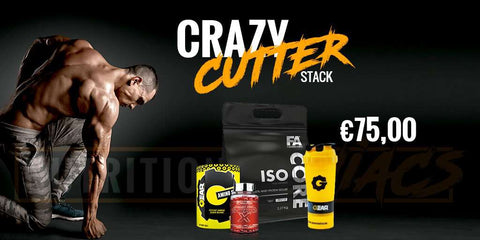 The Crazy Cutter