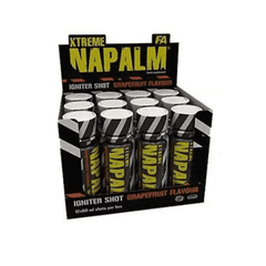 Xtreme Napalm Igniter Shot 12x60ml | Pre-workout | Nutrition Maniacs