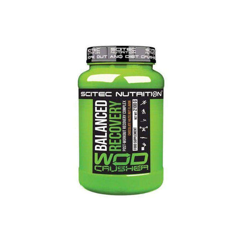 Scitec Nutrition Balanced Recovery | post workout | Nutrition Maniacs