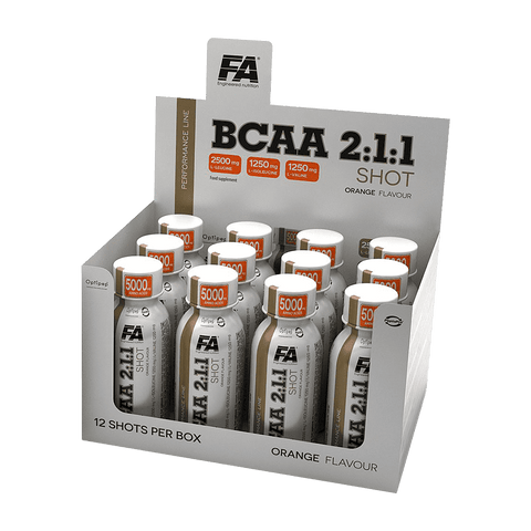 Performance Line BCAA 2:1:1 Shot 120 ml | BCAA | Aminozuren | Nutrition Maniacs