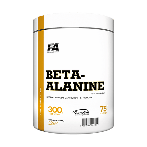 FA Performance Line Beta-alanine | Pre-workout | Nutrition Maniacs
