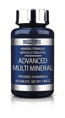 Scitec Nutrition Advanced Multi Mineral 60 tablets