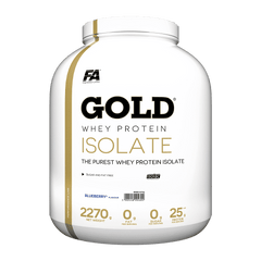 FA Performance Line Gold Whey Protein Isolate | Proteïne shake | eiwitshake | Nutrition Maniacs