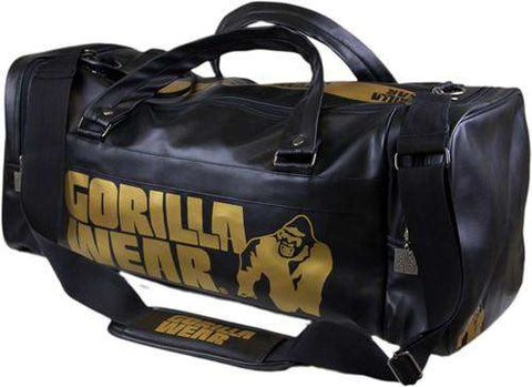 Gorilla Wear Gym Bag Gold edition