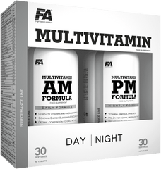 Performance Line MultiVitamin AM PM Formula 90 tablets