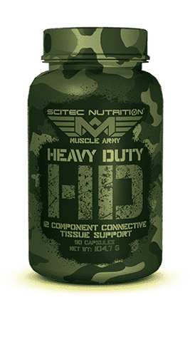 Scitec Nutrition Muscle Army Heavy Duty 90 Caps