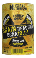 Nuclear Nutrition Chain Reaction | Aminozuur | BCAA | Intra workout | Post workout | Nutrition Maniacs