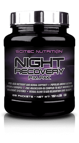 Scitec Nutrition Night Recovery 28 Pack