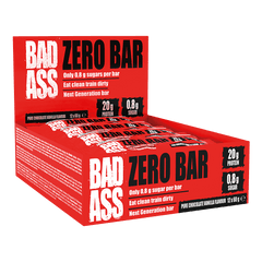 BADASS ZERO BAR | eiwitreep | Nutrition Maniacs