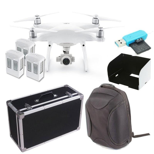 DJI Phantom 4 Pro Multi Case Bundle