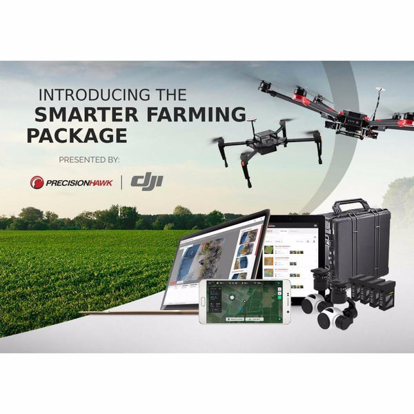 Precision Hawk Smarter Farming Package