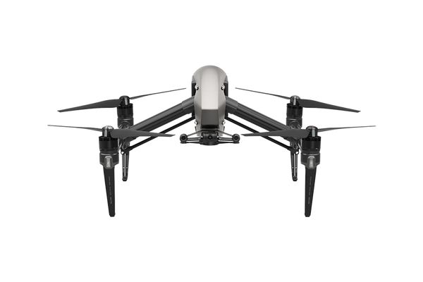 DJI Inspire 2 Aircraft Only (Part 40) (No Remote, No Charger)