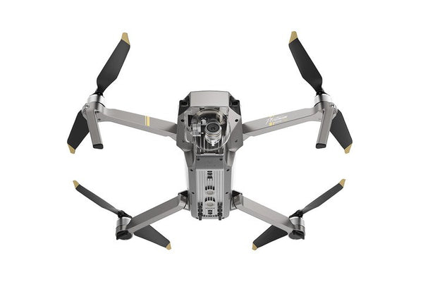 DJI Mavic Pro Platinum Fly More Combo - 4K Video, 30-Min Flight Time