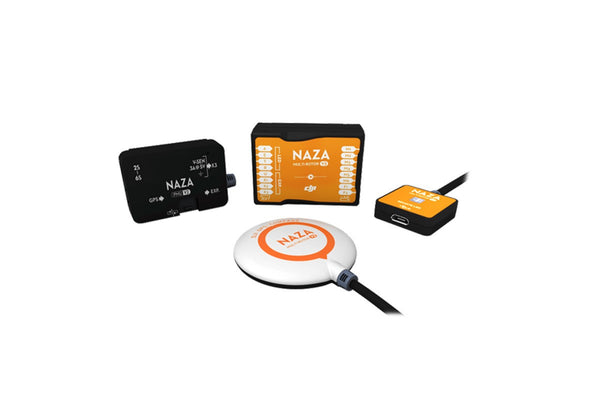 DJI Naza-M V2 Flight Controller with GPS