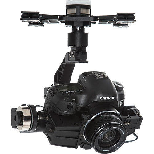 DJI Zenmuse Z15-5D 3-Axis Gimbal For Canon 5DIII HD