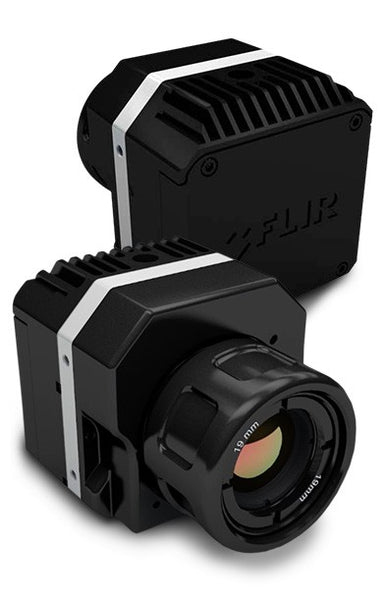 FLIR Vue 640 Thermal Camera - 13mm Lens - 9Hz Video
