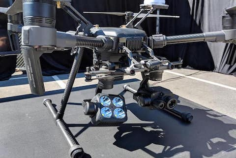 DJI M200 Thermal Bundle