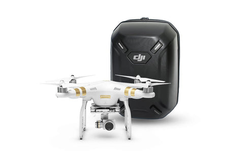 Phantom 3 Professional + Hard Shell Backpack Bundle