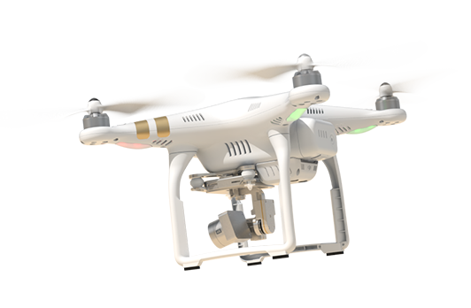 Phantom 3 Professional With NDVI Mapping Camera Kit