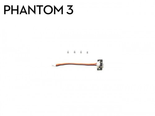 Phantom 3 USB Port Cable (Part 47)