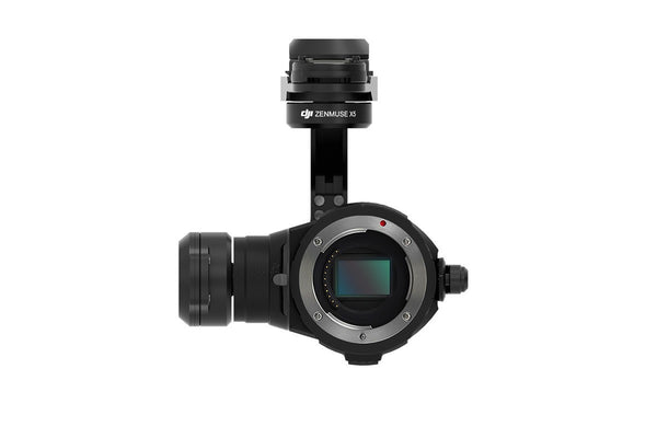 Zenmuse X5 Gimbal and Camera for Inspire 1(Lens Excluded)