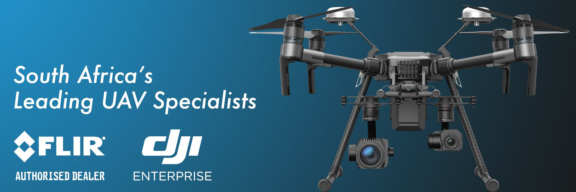 South Africa's Leading UAV Specialists