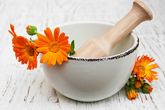 Calendula for Rosacea