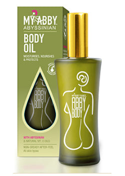 ABYSSINIAN BODY OIL - 100ml
