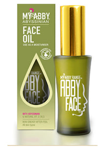 ABYSSINIAN FACE OIL MOISTURISER - 30ml