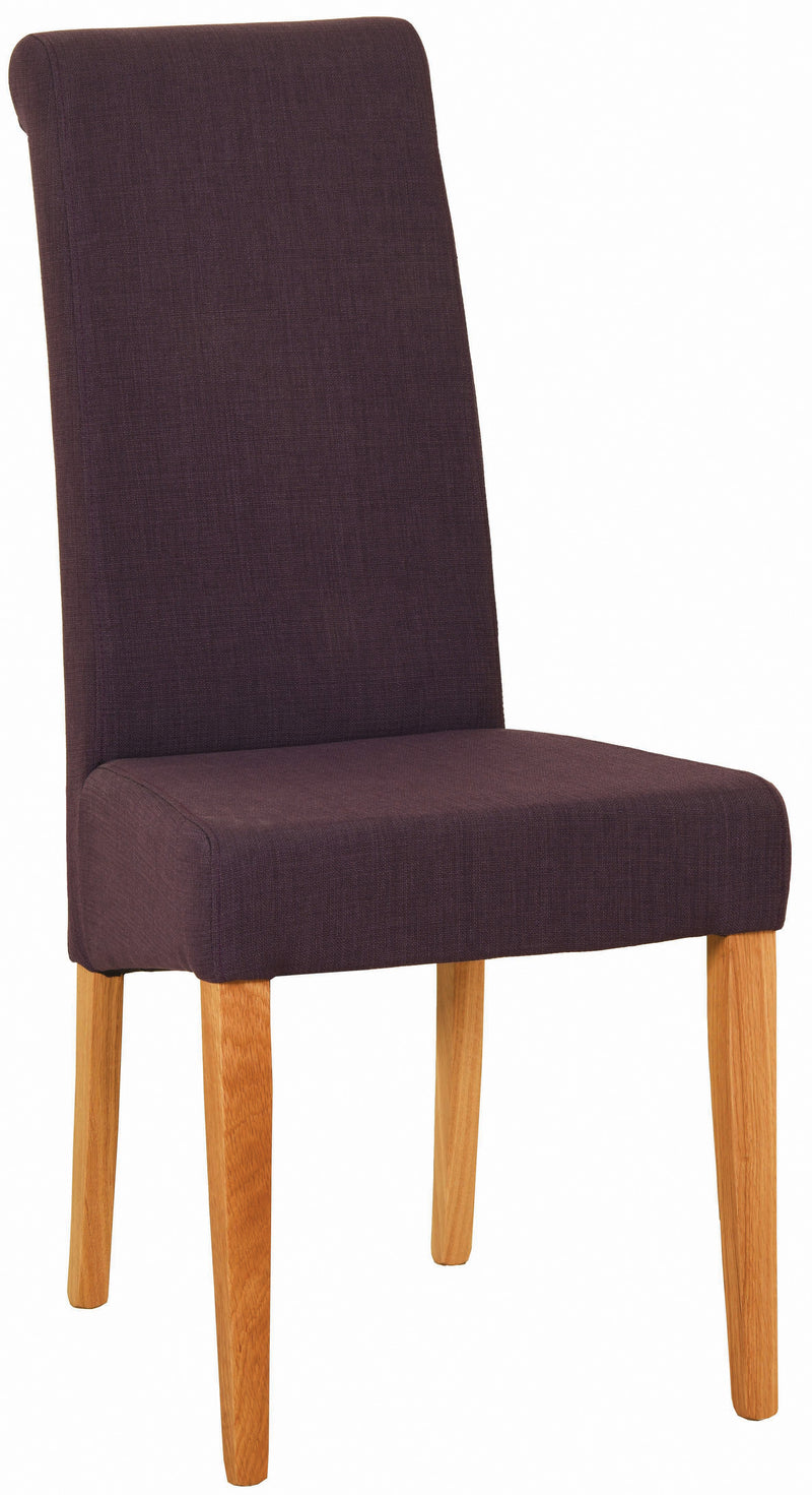 Dining Chair in a choice of eight colours