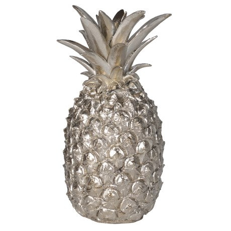 Large Decorative Gold Pineapple
