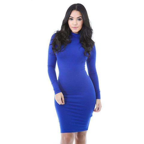 Fashion Bodycon Pencil Dress - Abi'sdress