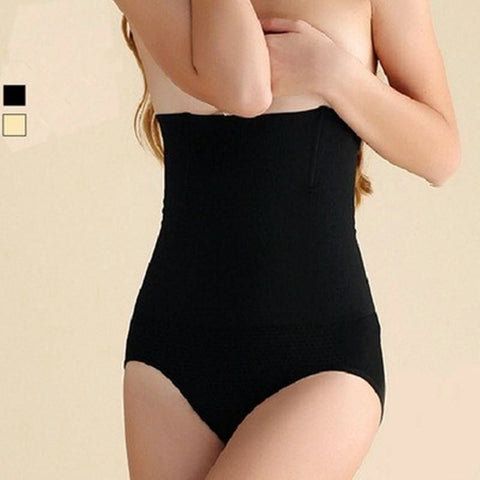 Seamless Buttock Body Underwear Black / M Waist
